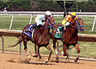 Six Stakes Make Rich Card at Delaware Park