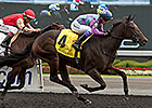 Gamble's Ghost Scores in Mazarine Stakes
