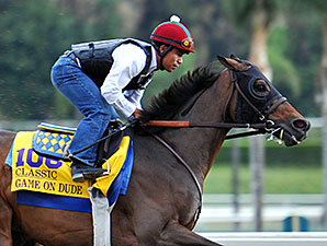 Game on Dude Works at Hollywood for Clark