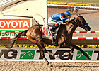 Del Mar Confirms TVG Pacific Classic Clocking