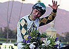 Big Sport of Turfdom Award to Jockey Stevens