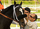 Stevens Notches First Win as Trainer