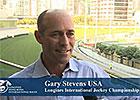 Hong Kong Jockey Championship: Gary Stevens