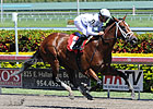 Gemologist Sparkles in Gulfstream Triumph
