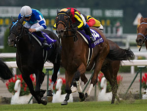 Gentildonna Wins Japanese Filly Triple Crown