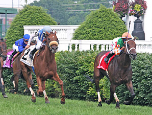 Genuine Devotion Takes Locust Grove