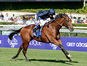 George Vancouver Kicks to Take Juvenile Turf