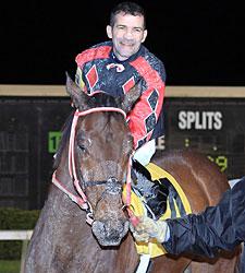 Jockey Melancon Reaches 4,000-Win Milestone