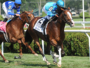 Get Stormy Thunders to Fourstardave Victory