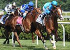 Get Stormy Fires Turf Bullet at Saratoga
