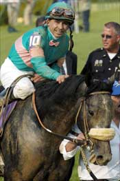 Giacomo to Rest, Then Ship for Preakness