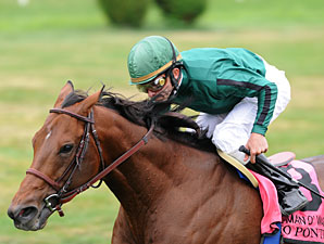 Multiple Turf Champ Gio Ponti Tops Manhattan