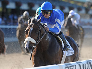 Godolphin Horses Work for BC at Belmont