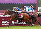 Full Mast Lands Lagardere on Gleneagles' DQ