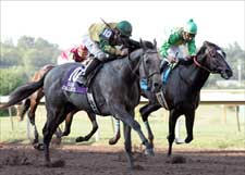 Going Ballistic One to Beat in Oklahoma Derby