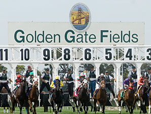 Greely Dismissed from Golden Gate Fields