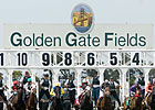Golden Gate Fall Meet On-Track Averages Jump