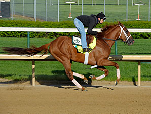 Golden Soul - Churchill Downs, April 26, 2013.