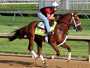 Golden Soul - Churchill Downs, May 2, 2013.