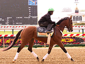 Orb Pleases, Goldencents Settles at Pimlico