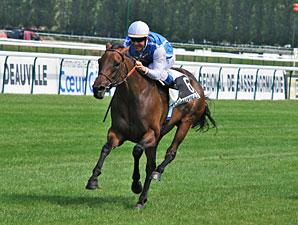 Goldikova wins the Prix Rothschild.