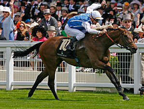 Brilliant Goldikova Takes Queen Anne Stakes