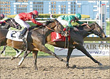 Farish Entry Heads Competitive Field in Louisiana Derby