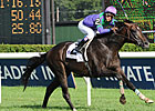 Fort Marcy, Beaugay Top Belmont&#39;s Derby Card 