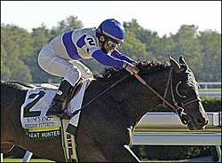 Injury KO's Great Hunter From Belmont Stakes