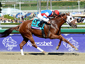 Groupie Doll Returns to Defend Sprint Title