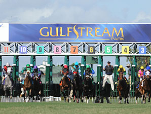 Florida Sire Stakes Moves to Gulfstream Park
