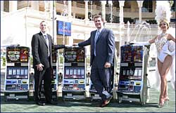 Gulfstream Welcomes First Slot Machines Friday
