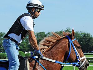 Guyana Star Dweej - Belmont Park, June 1, 2012