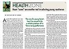 Health Zone: October 24, 2015 - The Heart