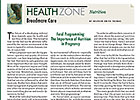 Health Zone: December 5, 2015 - Nutrition