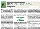 Health Zone: Foal Health - Seeing Double