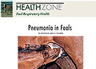 Health Zone: Foal Respiratory Health