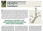 Health Zone: Sesamoid Injuries