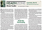 Health Zone: September 12, 2015 - Laminitis