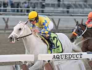 Hansen Works; Woody Stephens Stakes Next