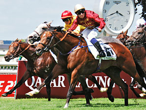 Hannon Strikes with Havana Gold in Jean Prat