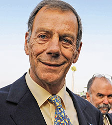 British Trainer Henry Cecil Dies at Age 70