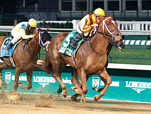 No Preakness for Derby Trial Winner Hierro