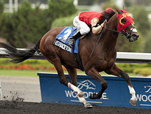 His Race to Win Gets Grade in Ontario Derby