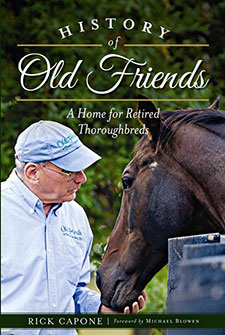 Old Friends Releases Book on Retirement Farm