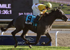 Hollinger Tunes Up in Queen's Plate Trial
