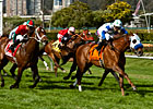 Hudson Landing Upsets Jeranimo in SF Mile