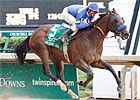 Hurricane Ike Blows in as Super Derby Choice