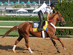 Ice Box at Churchill Downs, April 15, 2010.