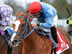 Ide Be Cool wins the 2013 Louisiana Legacy.